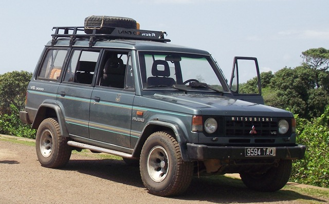 location 4x4 madagascar